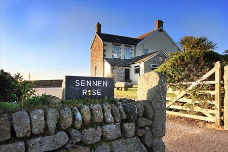 Sennen Rise Guest House - Bed & Breakfast