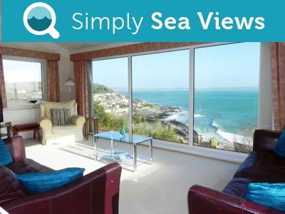 Simply Sea Views     based in Porthleven     Self catering