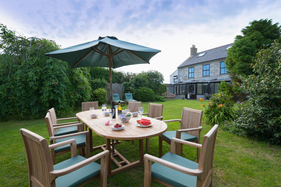 St Ives Penzance Holiday Cottages with sea views Mounts bay