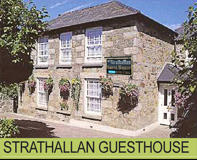 Strathallan Guest House - Bed & Breakfast