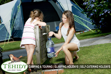 Tehidy Holiday Park - Self-catering + Self Catering Static Caravan +Touring + Camping + Holiday Park