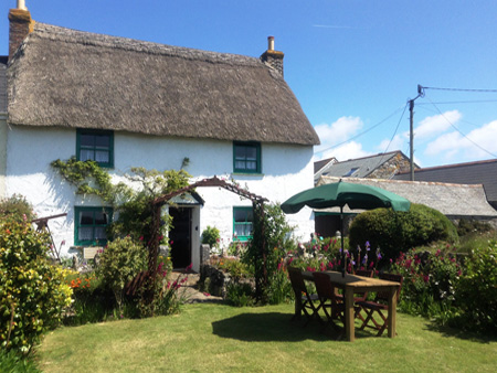Little Trenowth - Self catering
