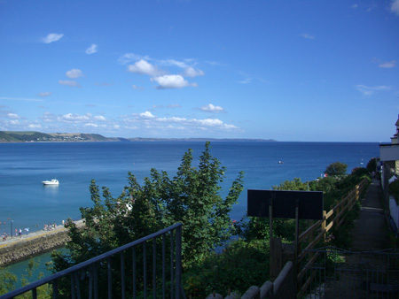 The Gulls Holiday Home     Looe     Self catering