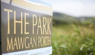 The Park at Mawgan Porth     Mawgan Porth     Self catering + Holiday Park + Self Catering Static Caravan + Camping