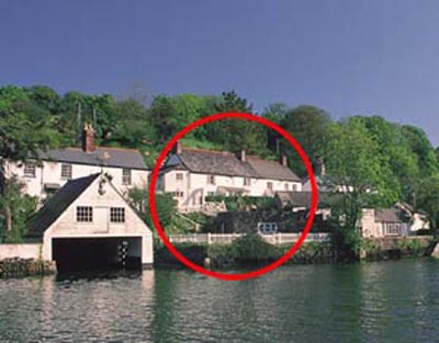 The Riverside - Helford