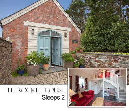 The Rocket House     Trebetherick, Daymer Bay Near polzeath     Self catering