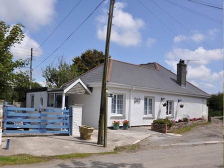 The Smithy     Perranporth     Self catering