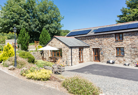 Todsworthy Farm Holidays - Self Catering