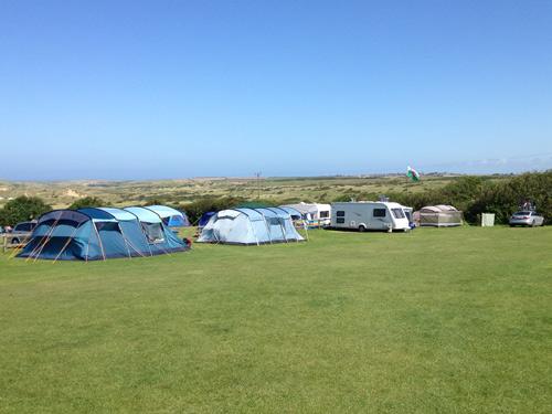 Tollgate Farm Caravan & Camping Park - Camping + Touring