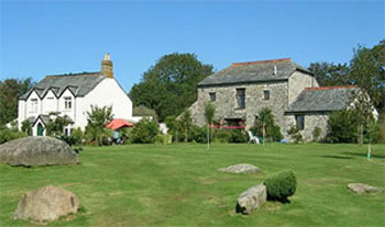 Torr House Cottages - Self catering