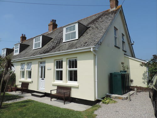 Treaaron - Self Catering