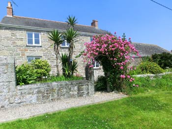 Lower Tregiddle Holiday Cottages - Self Catering