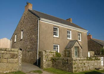 Tregiffian Farm Bed and Breakfast - Bed & Breakfast