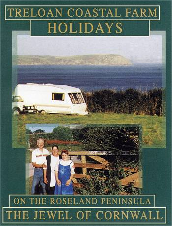 Treloan Coastal Holidays - Self Catering Static Caravan + Camping + Touring