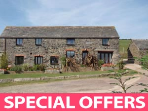 Trentinney Farm Cottages     St Endellion nr Port Isaac     Self Catering