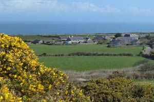 Trevalgan Holiday Barn - Self Catering