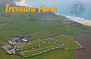 Trevedra Farm Camping - Touring + Camping