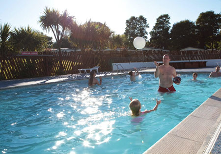 Trevella Holiday Park camping & caravan holidays - Self Catering Static Caravan Holiday Park camping touring