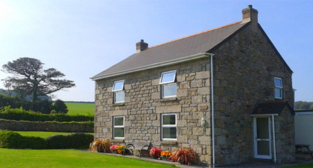 Trevethoe Farm Cottages - Self Catering