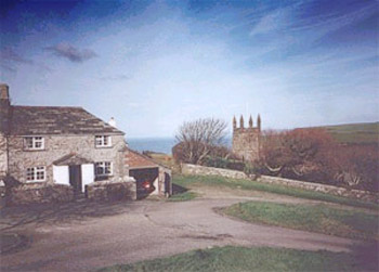 Trevigue Church Cottages - Self Catering