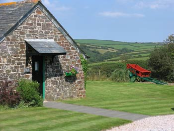 Treworgie Barton Cottages     nr Bude     Self catering