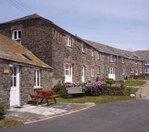 Treyarnon Bay Farm Cottages - Self Catering