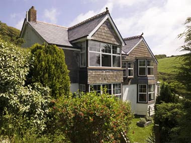WatersEnd     Watergate Bay     Self Catering