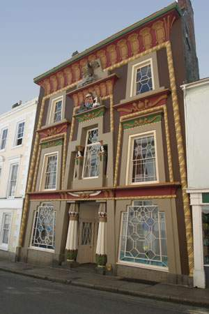 Penzance  -Egyptian House