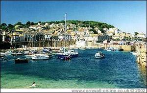 Mousehole Self Catering Holiday Cottage In Mousehole
