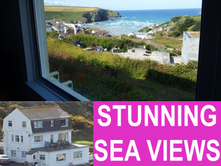White Ocean     Mawgan Porth     Self Catering