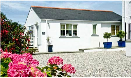 The White House Lodge     Nr. Padstow     Self catering