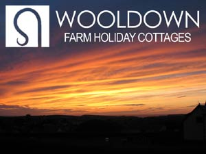 Wooldown Farm Holiday Cottages - Self Catering